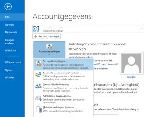 1-Open-Accountinstellingen
